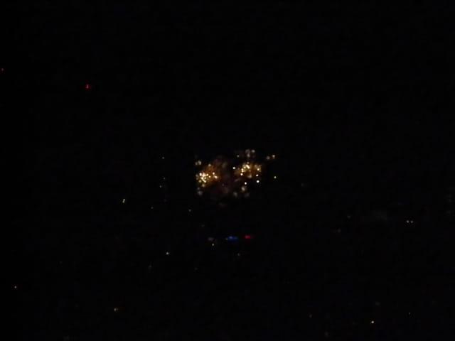 Feux d'artifices du 13 juillet 2014