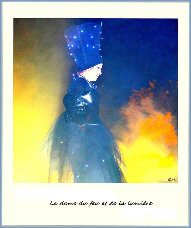 Feux de la St Jean juin 2012