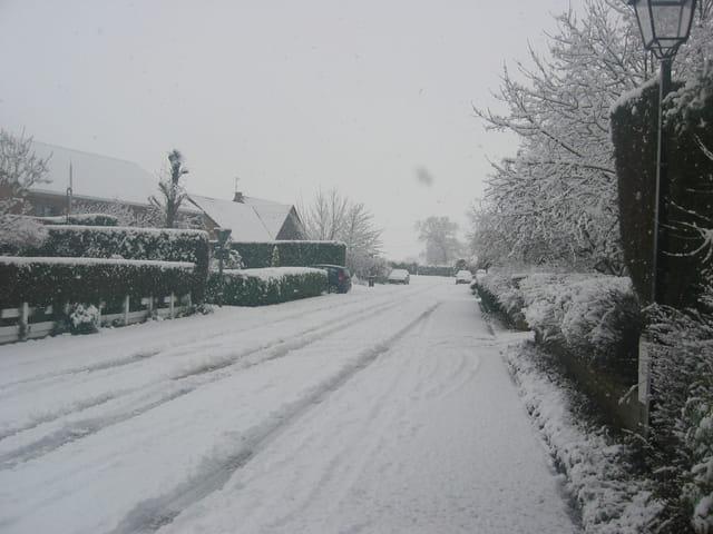 Fevrier en hiver