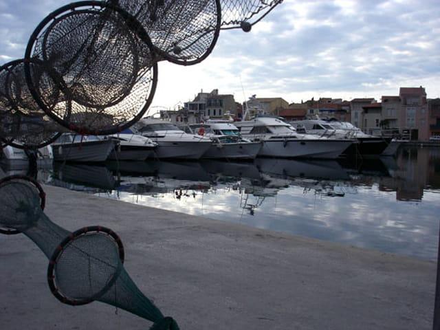 Filets de pêche