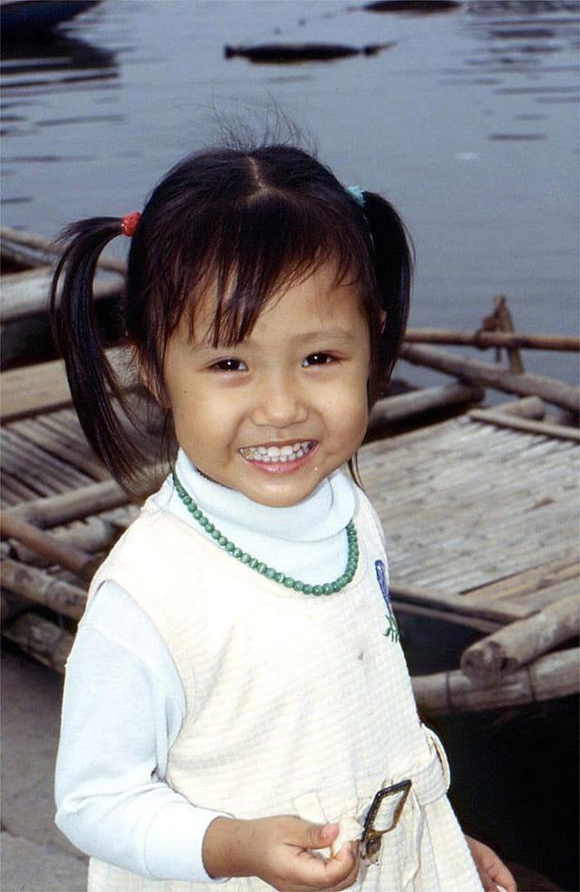 Fillette vietnamienne