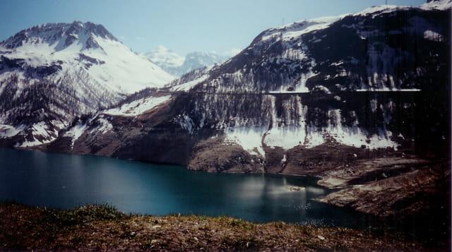 Fin d'hiver dans le massif de la Vanoise