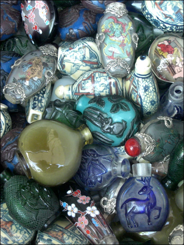 Flacons à parfum chinois