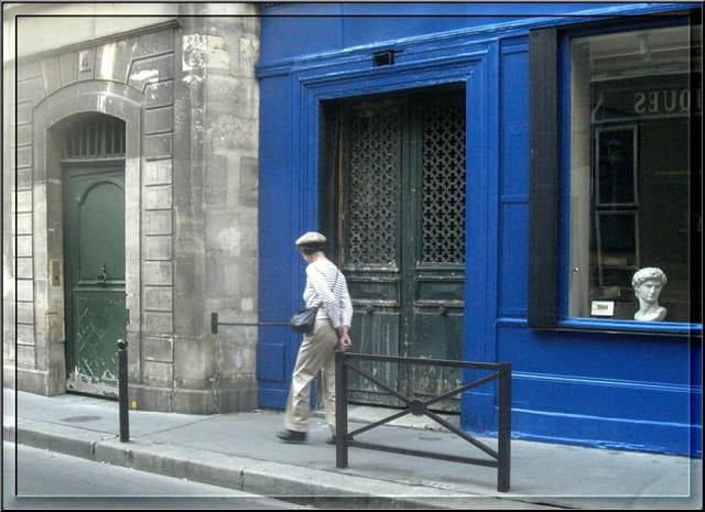 Flâner rue des Grands-Degrés