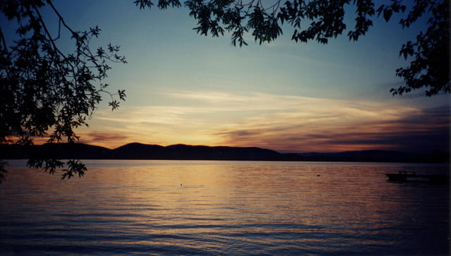 Flathead lake - Etats-unis