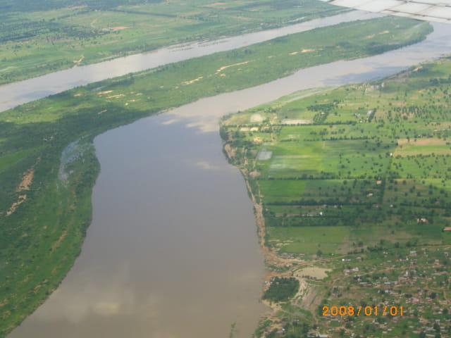Fleuve Niger à SENOU