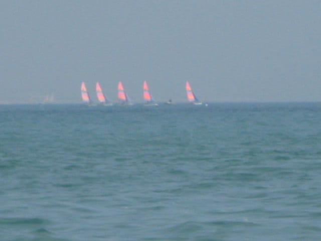 Flou maritime