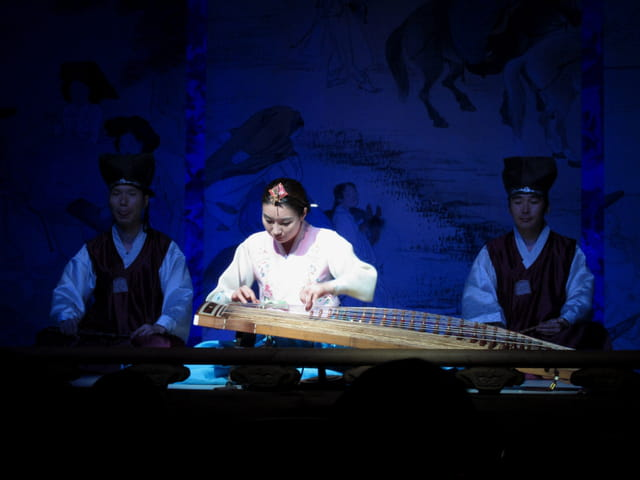 Folklore coréen