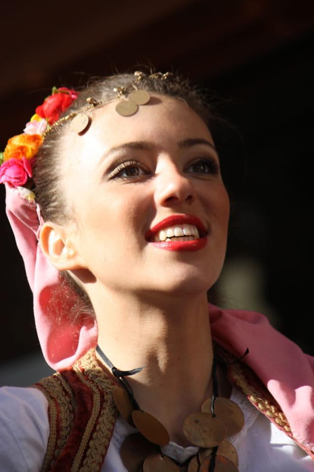 folklore serbe