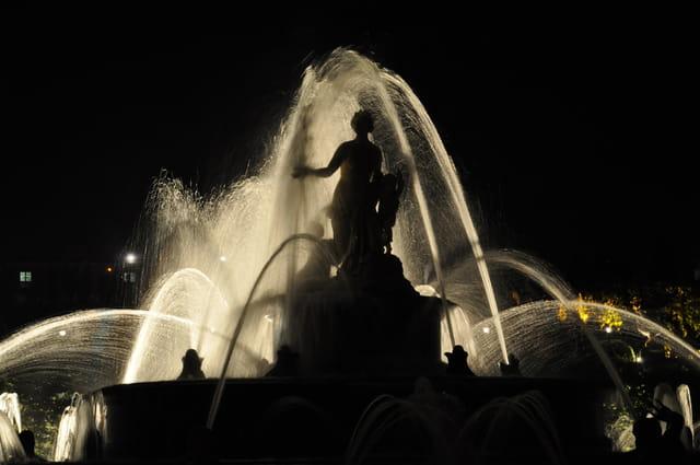 Fontaine à Versailles