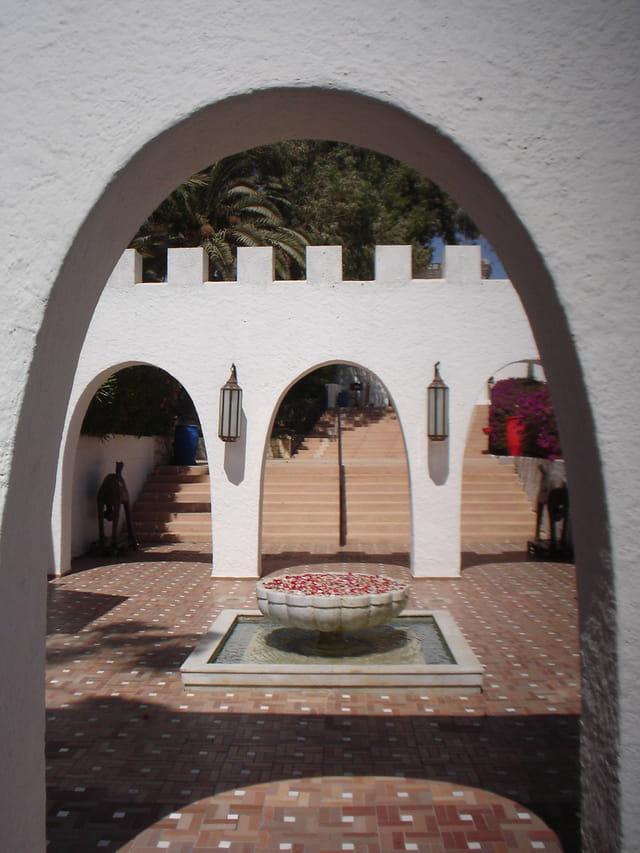 Fontaine  agadir