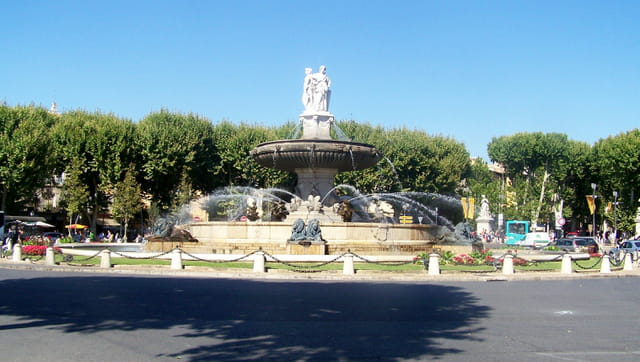FONTAINE AIX