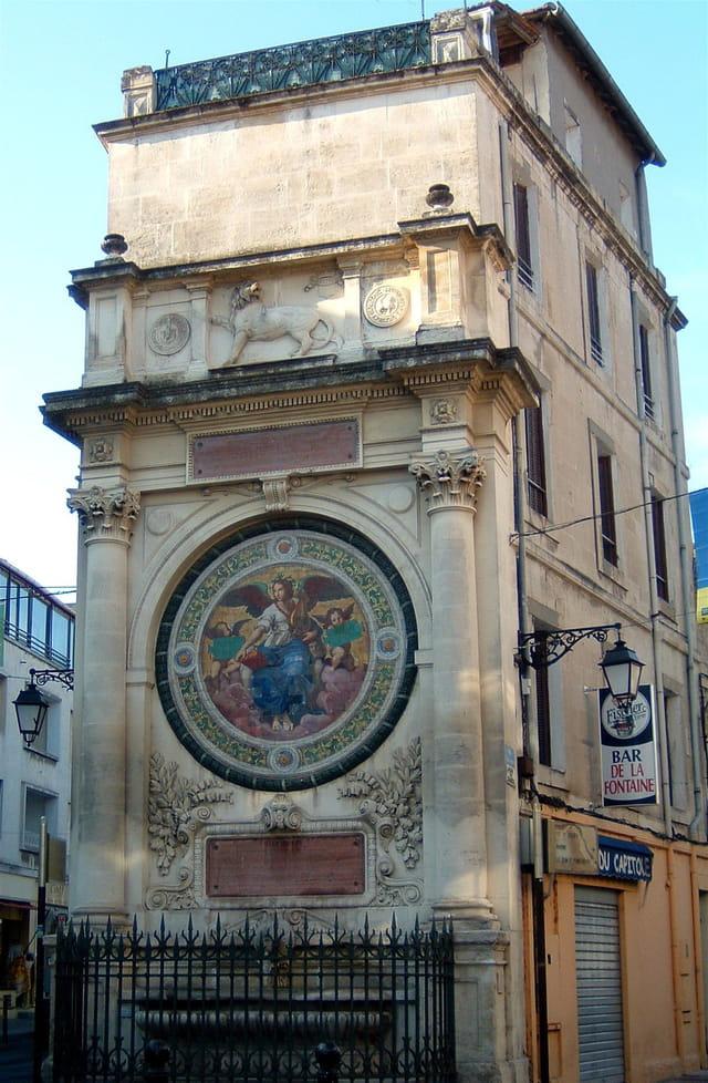 Fontaine amédée pichot