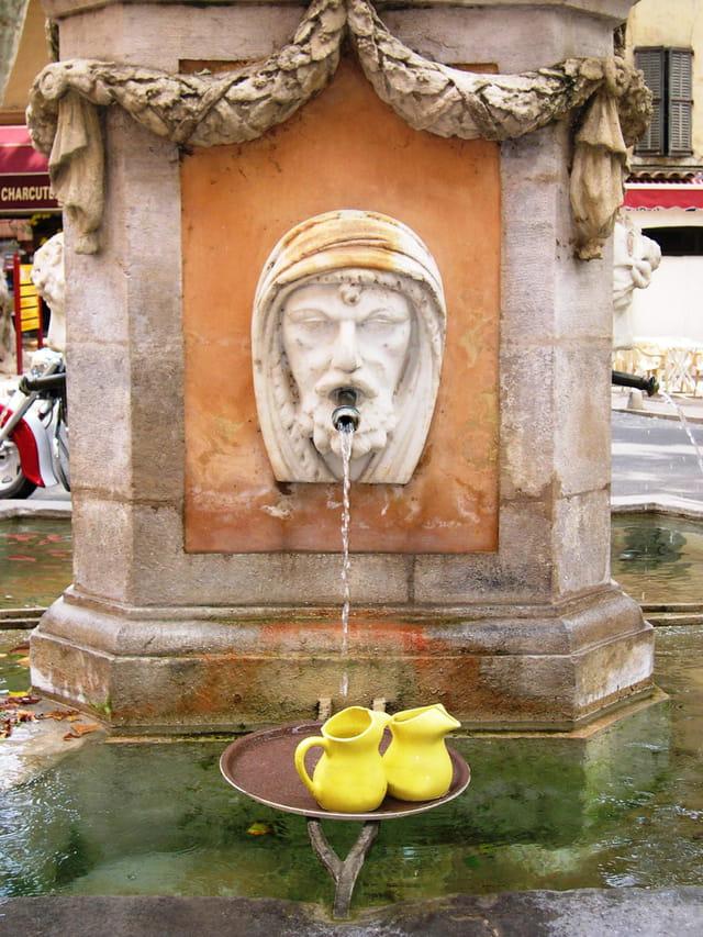 Fontaine apéritive