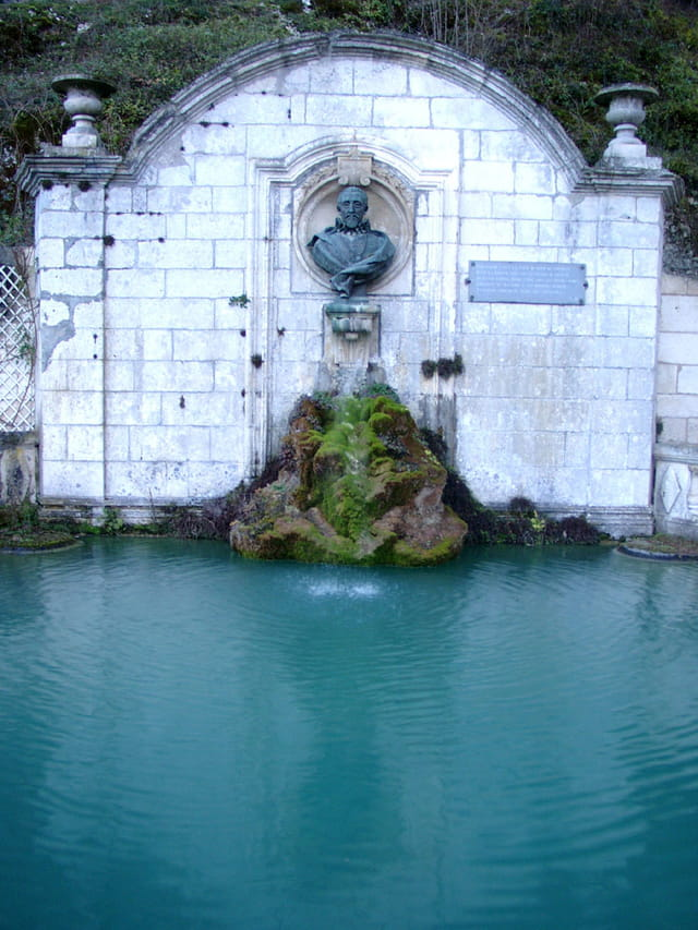 Fontaine aux miracles