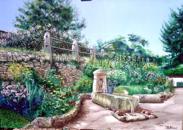 Fontaine bernard