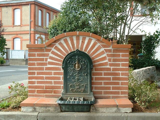 Fontaine de brax