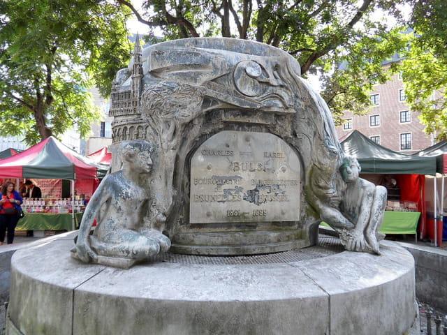 Fontaine de Charles Karel Buls (4)