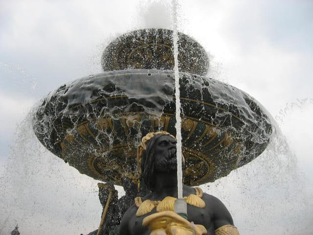 Fontaine de paris