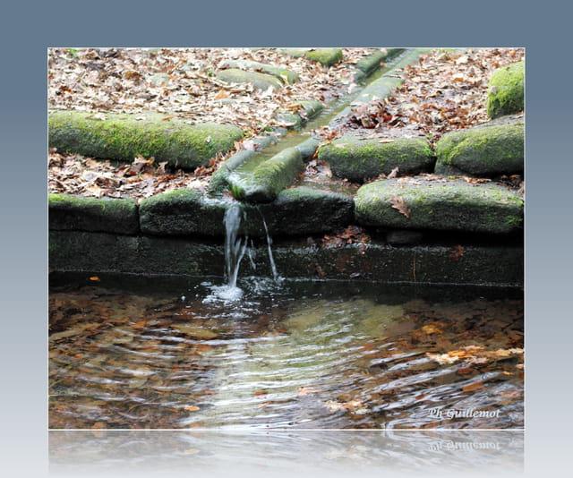 Fontaine de St fiacre