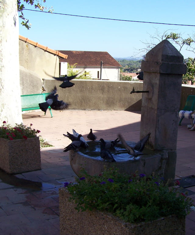 Fontaine des Quatre-Pierres