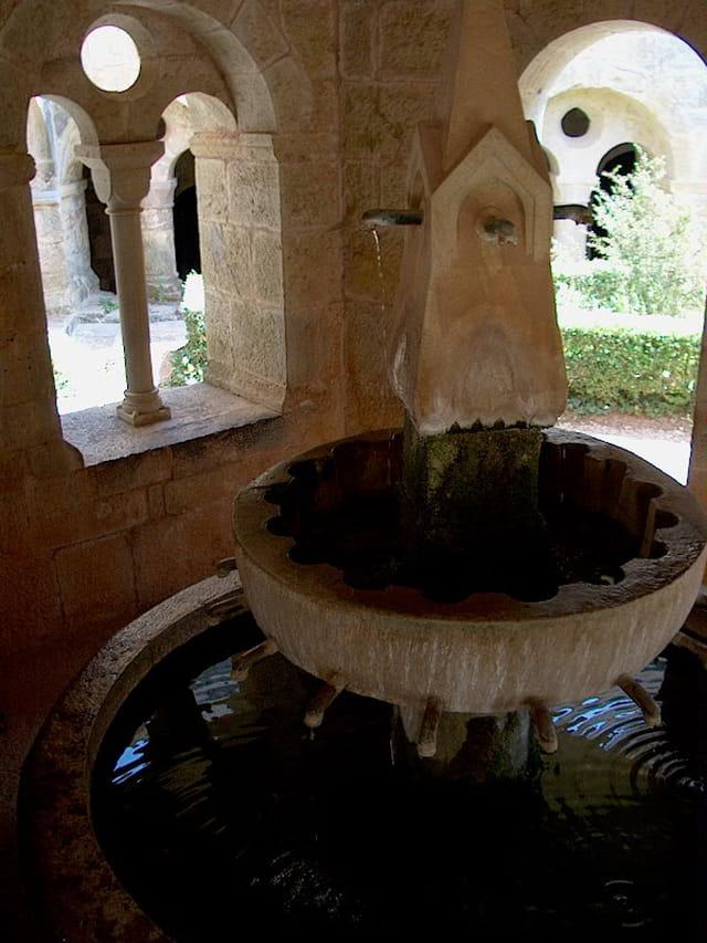 Fontaine du Cloître