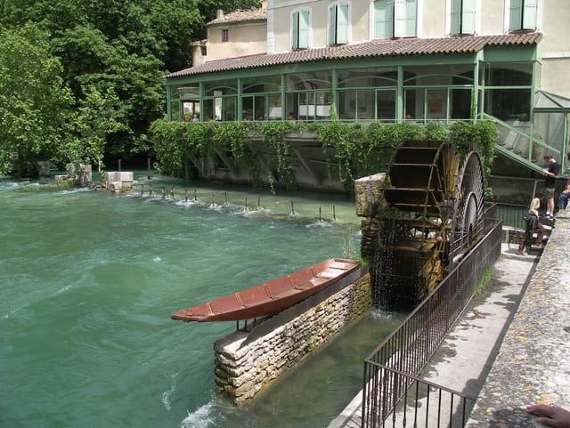 Fontaine du vaucluse