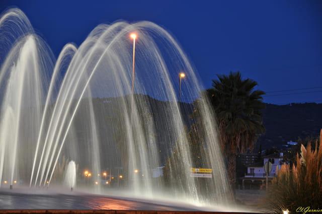 Fontaine El Tablero Bajo 1