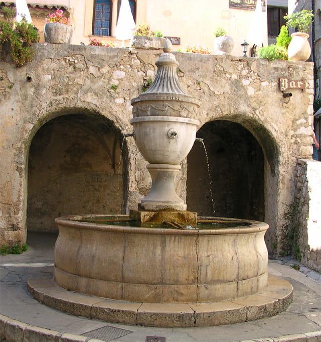 Fontaine je boirai de ton eau