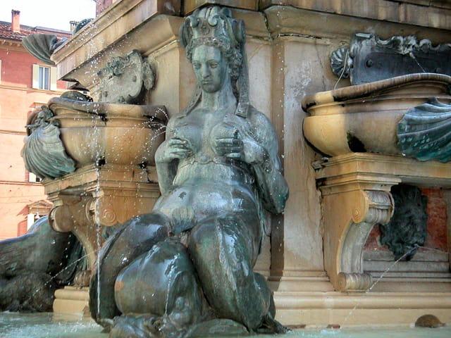 Fontaine libertine