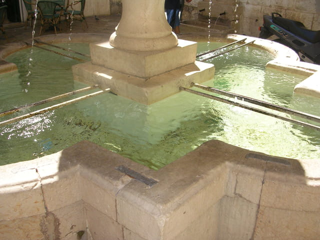 Fontaine limpide