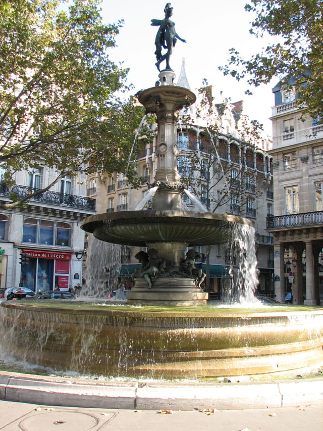 Fontaine Palais Royal