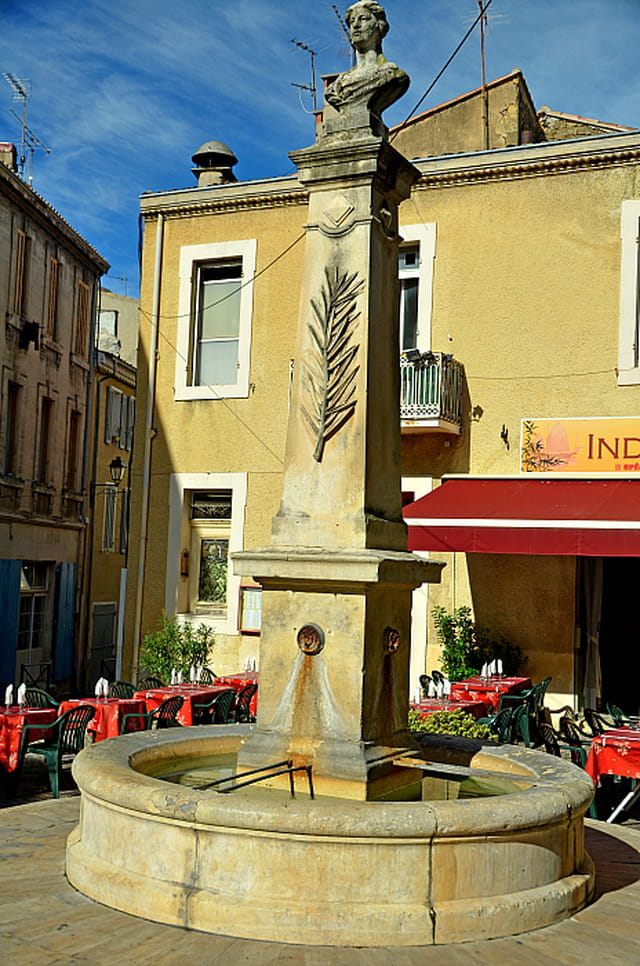 Fontaine, Salon-de-Provence
