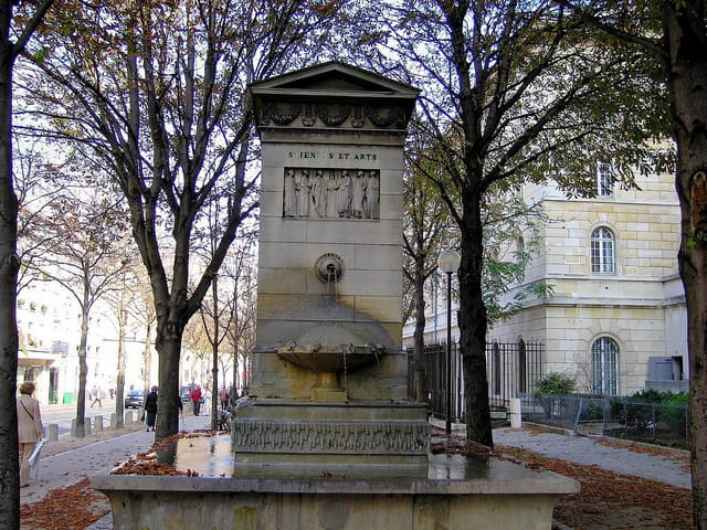 Fontaine St.Sulpice