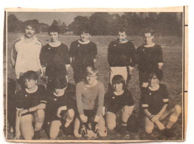 Equipe de foot de Villetoureix