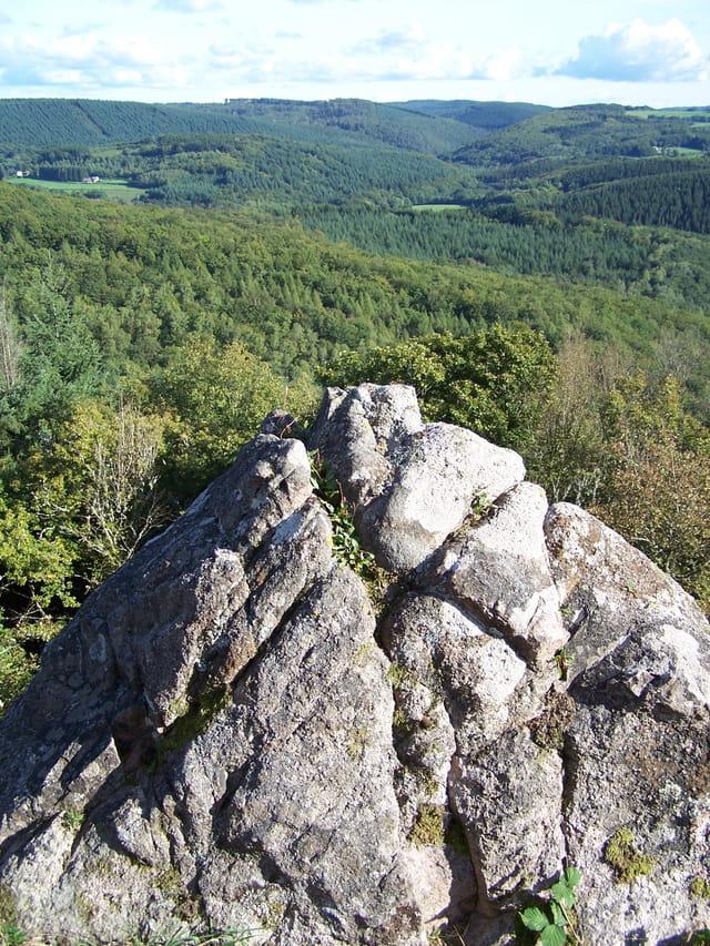 Forêt au duc, pierre de légendes