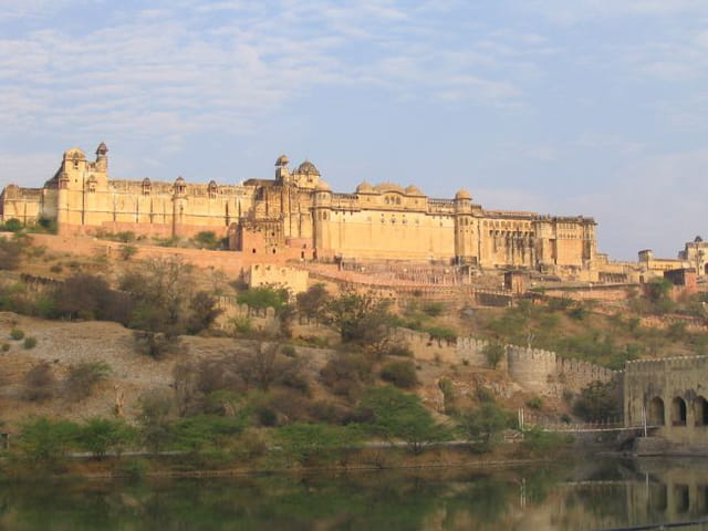 Fort d'Amber (Rajasthan)