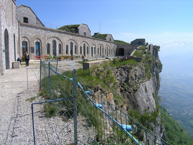 Fort de saint eynard