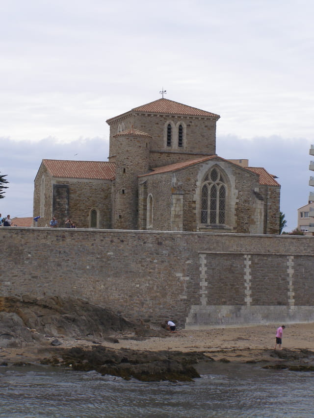 Fort ou prieuré Saint-Nicolas