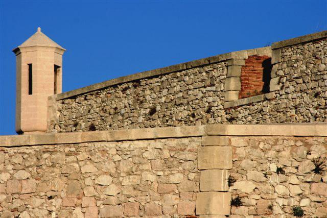 Fort St-Nicolas détail