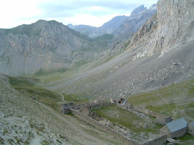 Fortification en altitude