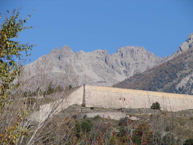 Fortifications  de montdauphin