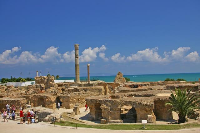 Fouilles de Carthage