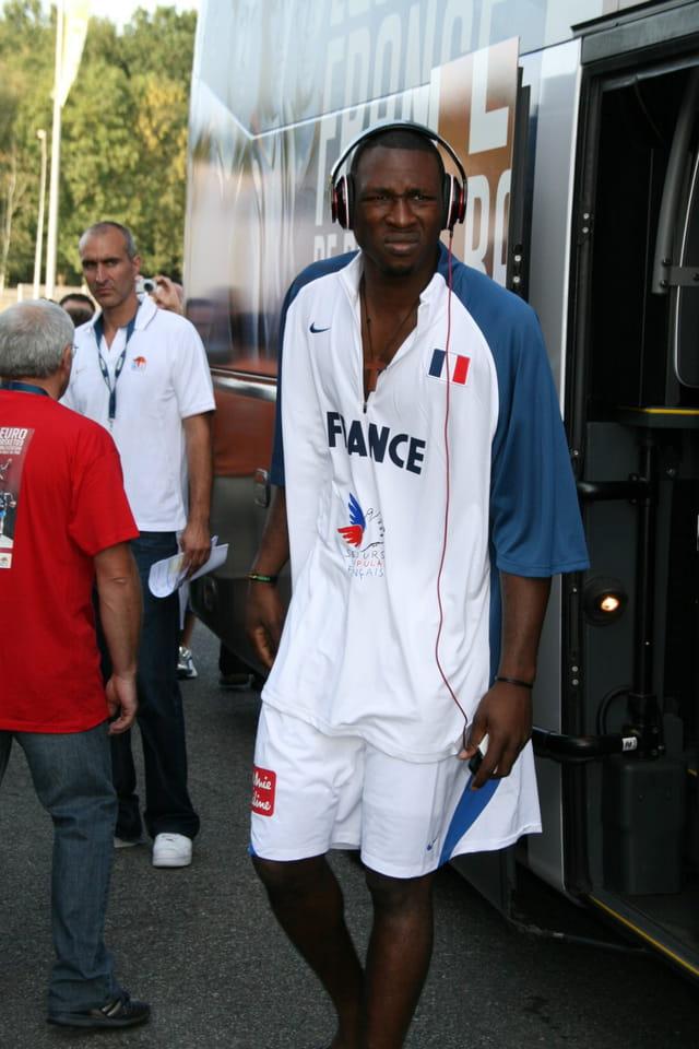 France-Italie Basket Qualif euro