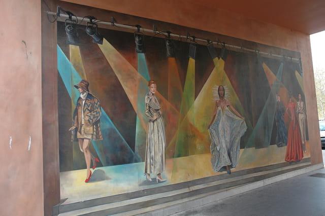 Fresque Lyonnaise