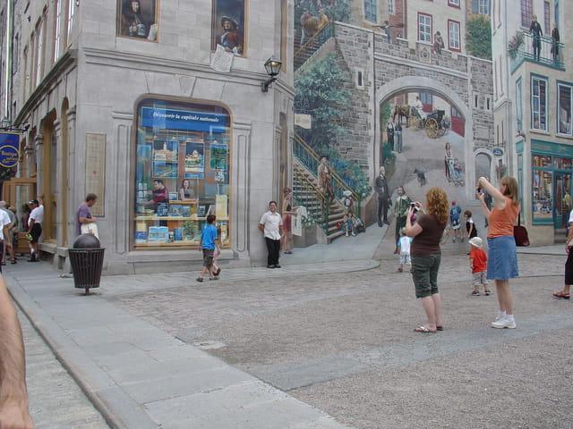 Fresque Place Royale