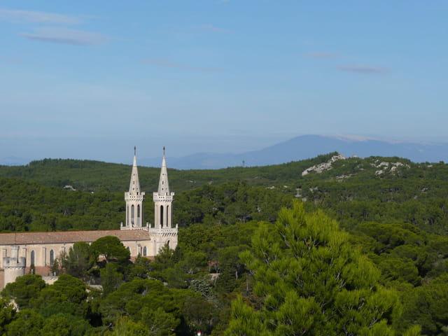 Frigolet et Mont Ventoux
