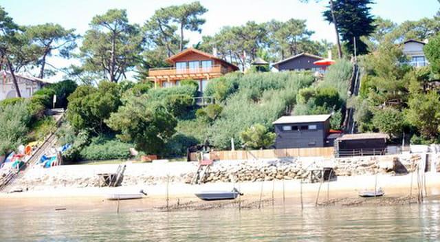 front de Bassin d'Arcachon