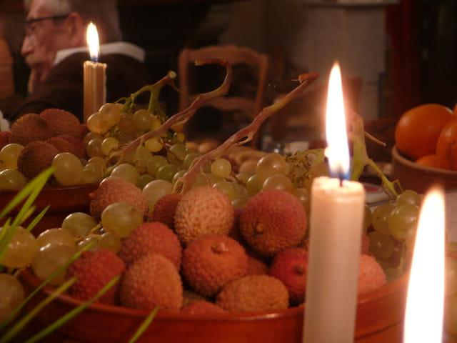 Fruits de Noel