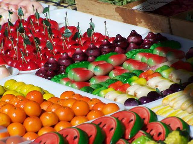 Fruits et légumes plus vrais que vrais